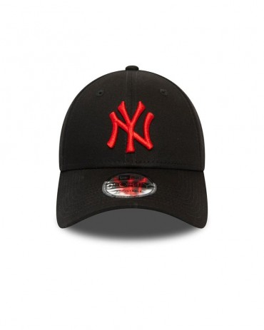 NEW ERA 9FORTY New York Yankees Essential Red Logo