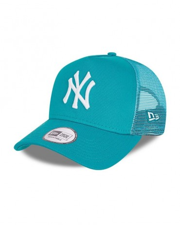 NEW ERA 9FORTY New York Yankees Trucker Turquoise
