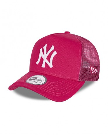 NEW ERA 9FORTY New York Yankees Trucker Pink