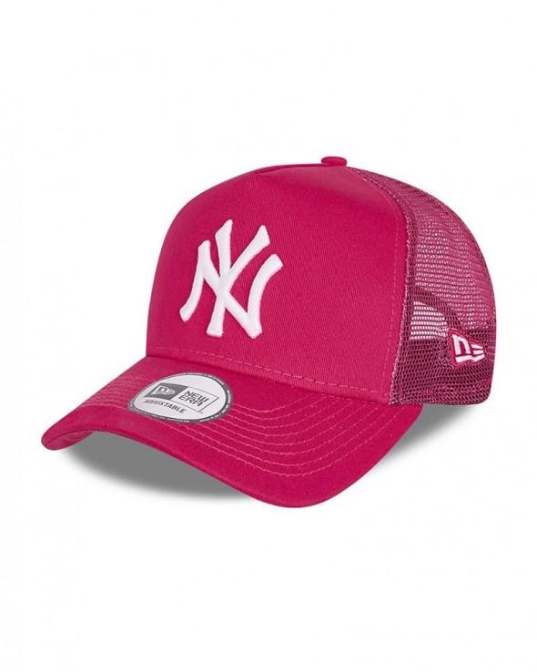 NEW ERA 9FORTY New York Yankees Trucker Pink