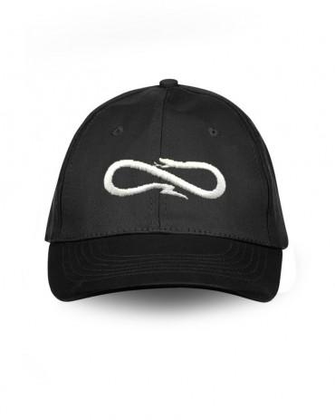 PROPAGANDA Snake Cap black