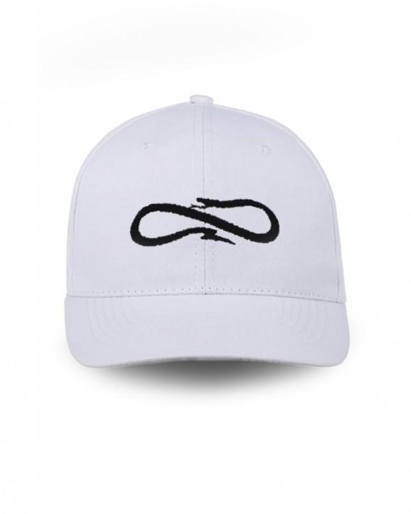 PROPAGANDA Snake Cap White