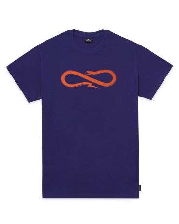 PROPAGANDA Snake Purple TShirt