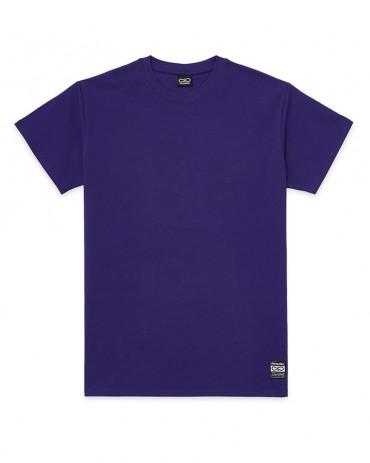 PROPAGANDA Blank Tee Purple
