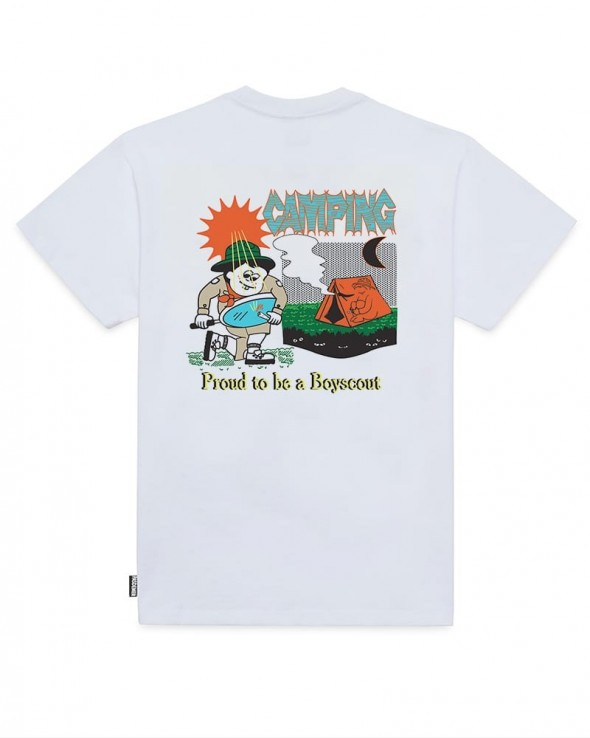 PAS DE MER Camping T-Shirt