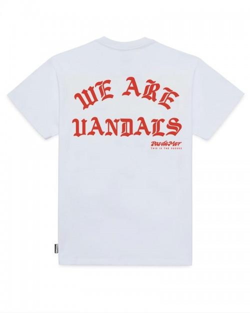 PAS DE MER We Are Vandals T-Shirt