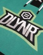 DOLLY NOIRE Green Hockey Hoodie