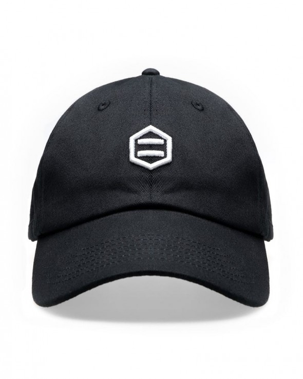 DOLLY NOIRE Dad Hat Black