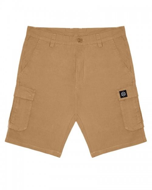 DOLLY NOIRE Shorts Cargo Ripstop Beige