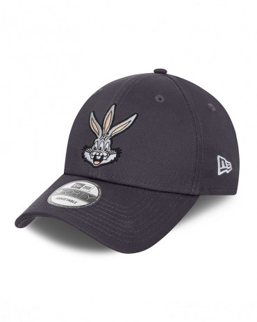 NEW ERA 9FORTY Bugs Bunny Looney Tunes Grigio