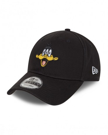 NEW ERA 9FORTY Daffy Duck Looney Tunes Nero