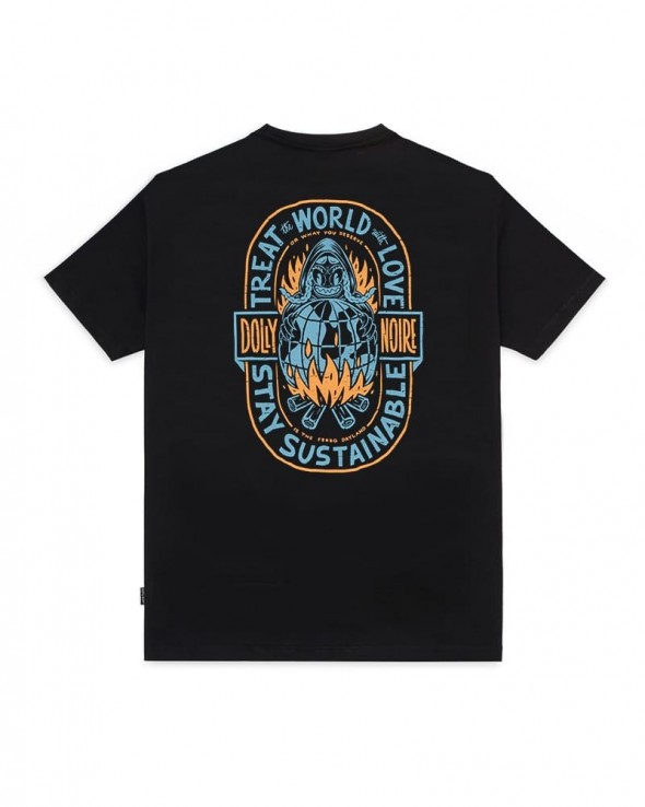 DOLLY NOIRE Right Now Tee Black