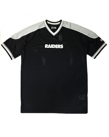 NEW ERA Las Vegas Raiders Contrast Panel Jersey