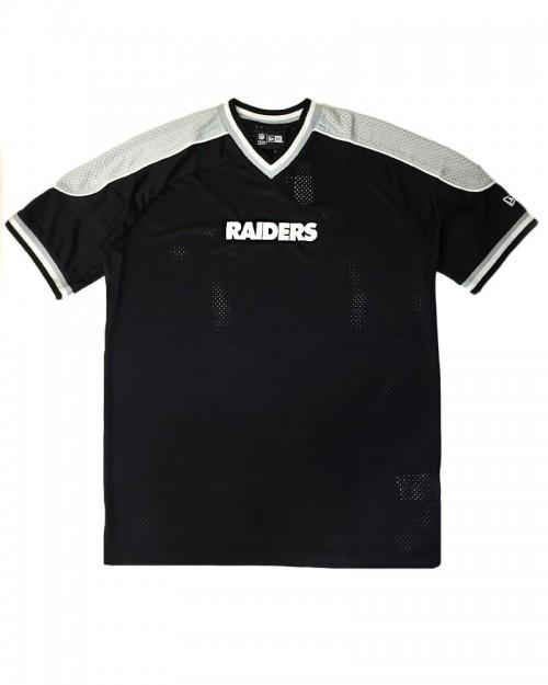 NEW ERA Las Vegas Raiders Contrast Panel Jersey