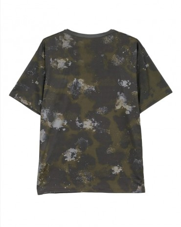 NEW ERA Outdoor Utility All Over Print Oversize T-Shirt