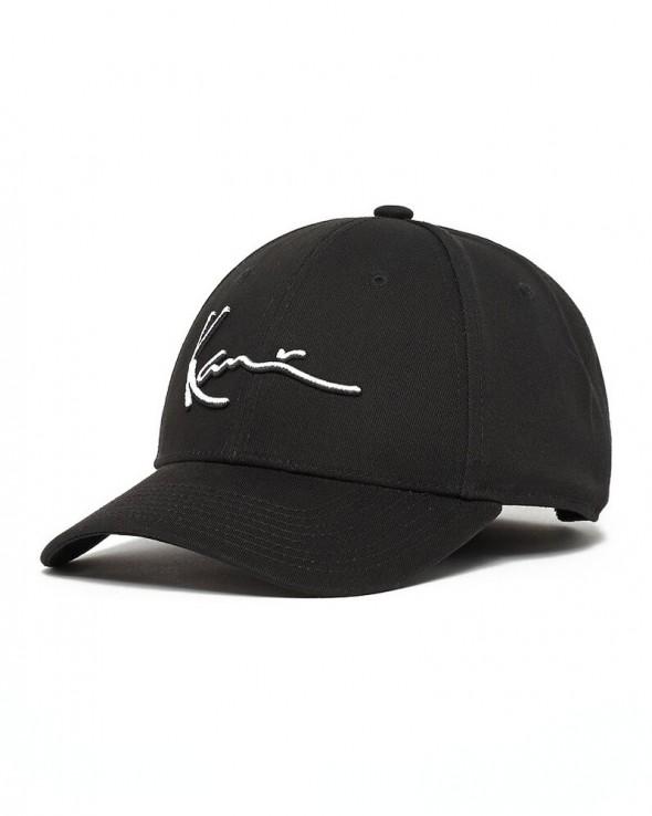 KARL KANI Cappellino Signature Black
