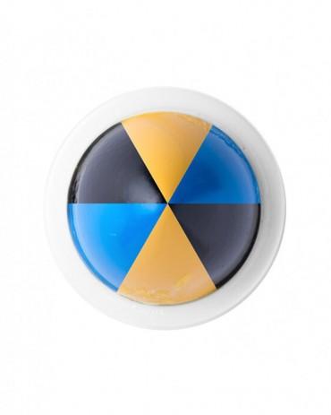Hand Mixed X Loop Colors - Azzurri