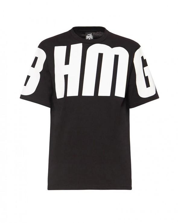 BHMG - T-shirt Black