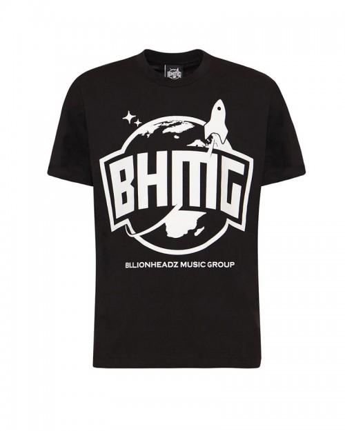BHMG - Logo T-shirt Black