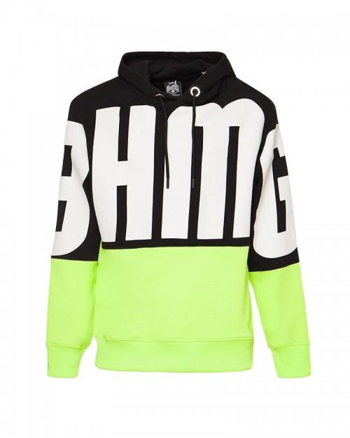 BHMG - Bicolor Fluo Hoodie