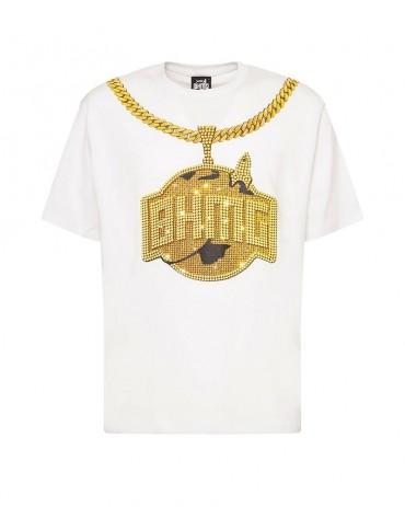 BHMG - Chain T-shirt White