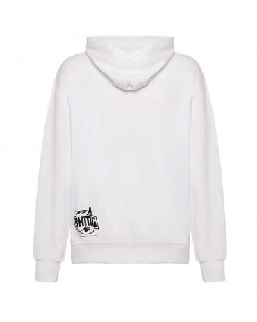 BHMG - Chain Hoodie White