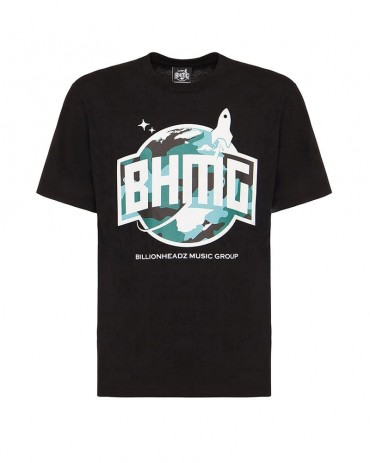BHMG - Camo T-shirt Green and White
