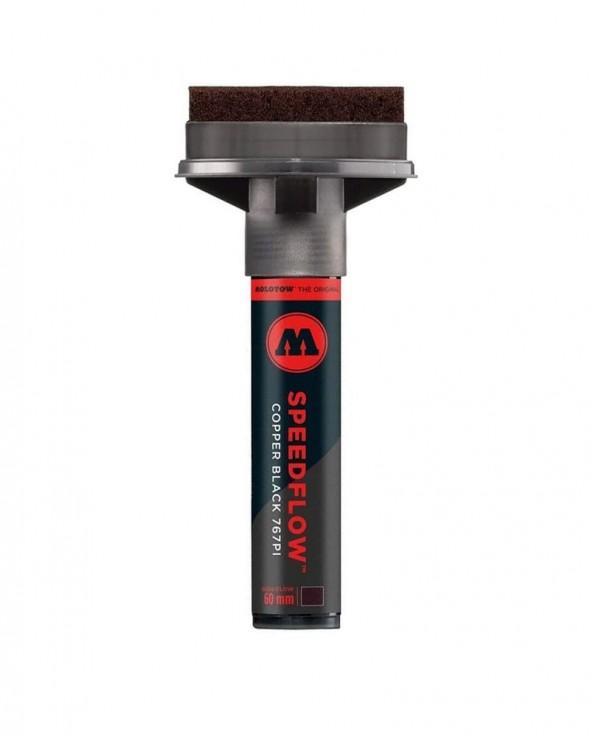 MOLOTOW - Masterpiece Speedflow 60mm Marker Black
