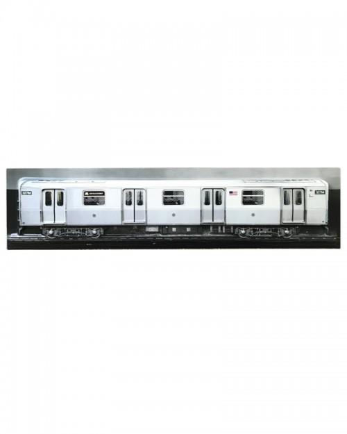 MOLOTOW - Treno in rilievo New York Train XL