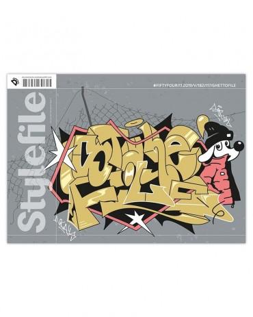 Stylefile Magazine 54 – Ghettofile