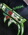 Kali King Tuta Graffiti Nera