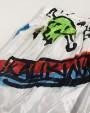 Kali King Pantaloncini Basket Graffiti