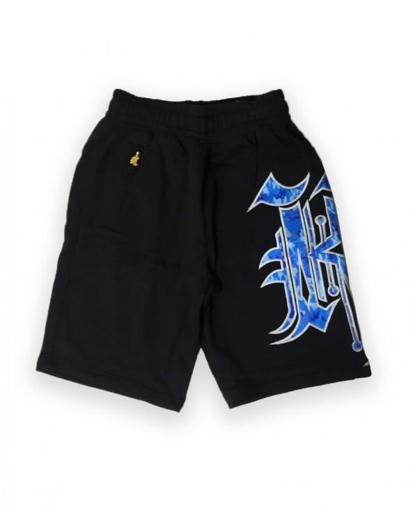 Kali King Pantaloncini Corti Camo Blue