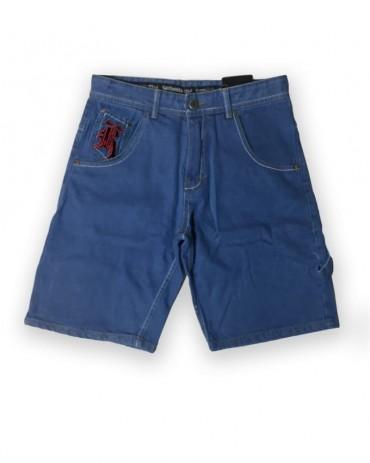 Kali King  Jeans Worker Black Shorts