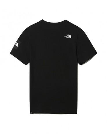 THE NORTH FACE - Black Box Graphic T-Shirt Black