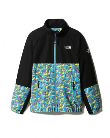THE NORTH FACE - Giacca Sportiva Black Box Track Jacket