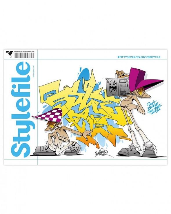 Stylefile Magazine 57 – Bboyfile