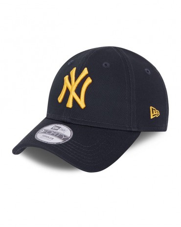 NEW ERA 9FORTY League Essential New York Yankees Navy Blue Toddler (2-4 Yrs)