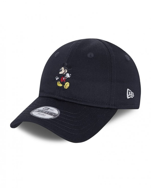 NEW ERA 9FORTY Mickey Mouse Navy Blue Infant (0-2 Yrs)