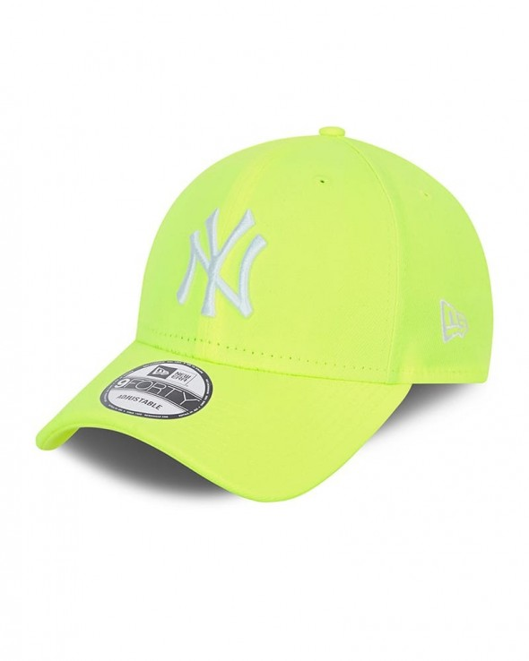NEW ERA 9FORTY Neon Pack New York Yankees Neon Yellow