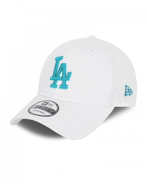 NEW ERA 9FORTY Colour Pack Los Angeles Dodgers White