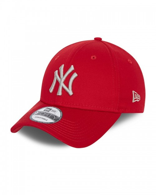 NEW ERA 9FORTY League Essential NY Yankees Red