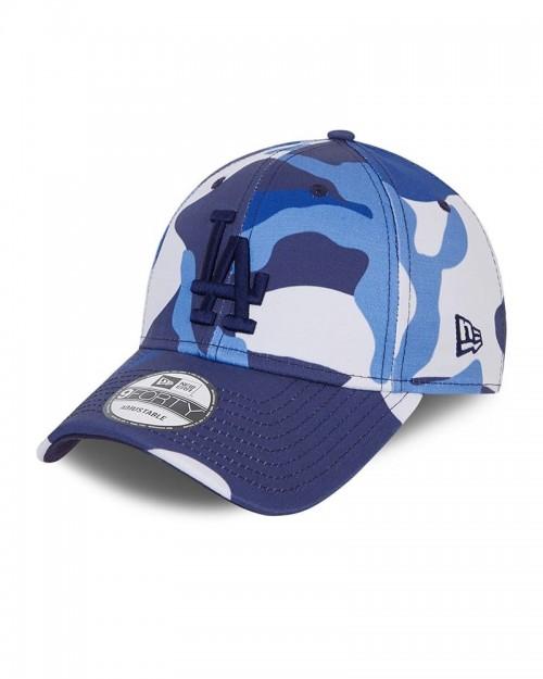 NEW ERA 9FORTY Camo Pack LA Dodgers Blu