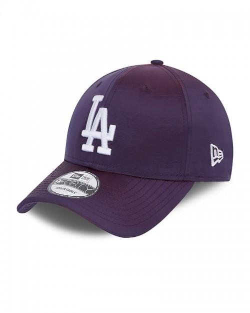 NEW ERA 9FORTY LA Dodgers Hypertone Purple Cap