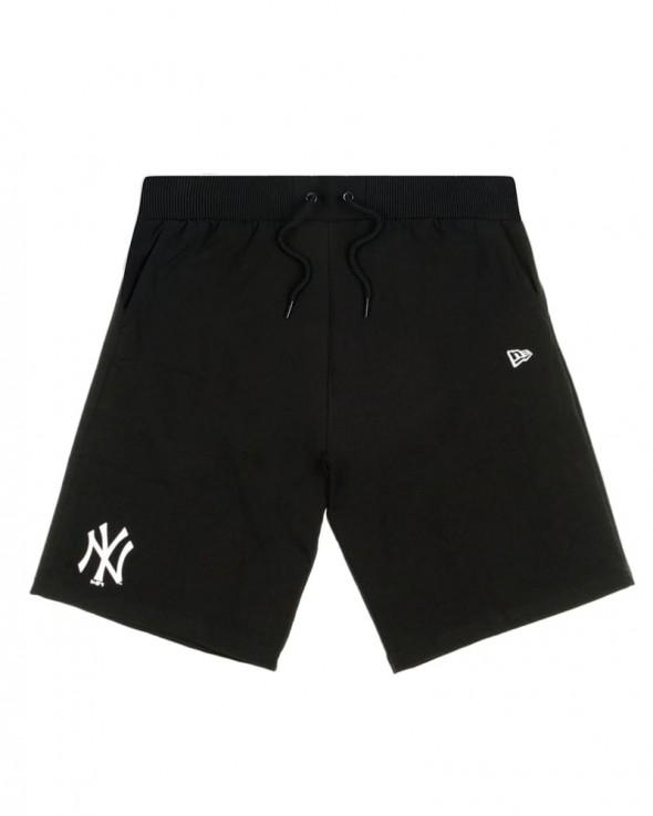 NEW ERA MLB New York Yankees Jersey Shorts Black