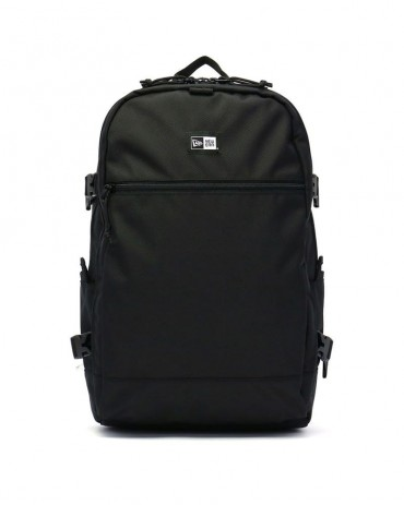 New Era Smart Pack Backpack Black