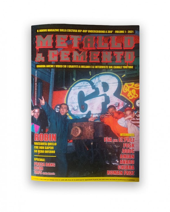 Metallo & Cemento Issue 1