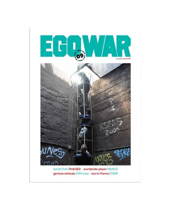 EGOWAR vol 16