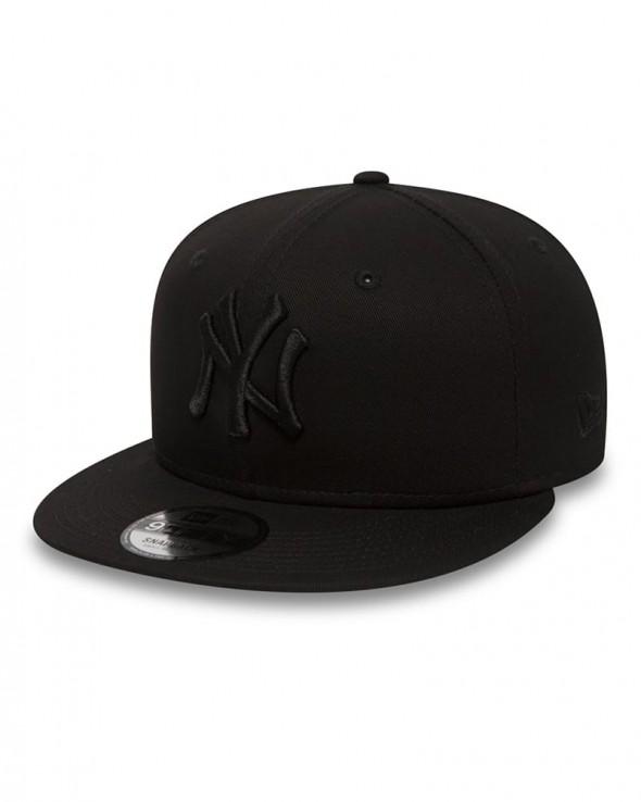 NEW ERA 9FIFTY New York Yankees Black on Black