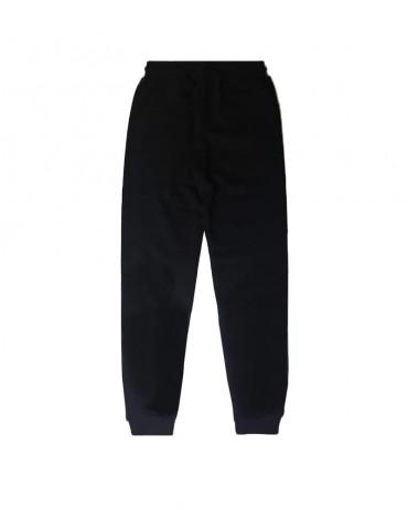 PHOBIA Cobweb Print Black Pants